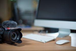 camera lens video editing
