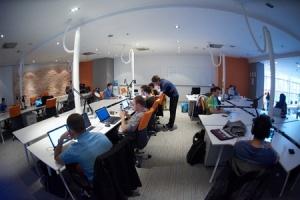 startup software developer programming
