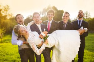 36912685 - wedding celebration