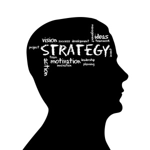black-head-white-background-white-words-strategy-motivation-action-vision