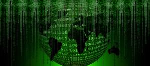 Virus cyber attack